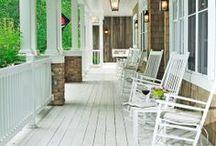 Porches / Front porch ideas