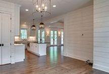 Flooring / Flooring.  Wood floors, brick floors, laminate floors