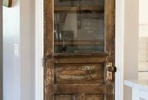 Beautiful doors / Vintage doors, barn doors, doors