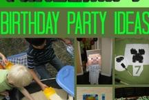 Party ideas / by Aubrey Golden