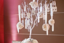 Wedding wish trees