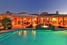 Luxurious Lifestyle / The most luxurious homes in Arizona including Silverleaf, Paradise Valley, Scottsdale, Desert Mountain, Mirabel, Estancia, And Tucson.   / by AZFoothills.com