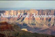 U.S. National Parks and Monuments / U.S. National Parks and Monuments go hand in hand with boomer travel fun. Join Pin Ambassadors Leslie Burnside (expect-to-fly.blogspot.com), Ash (dirtinmyshoes.com) and yours truly for national park travel ideas including road trips and hiking. / by My Itchy Travel Feet