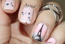 Shiny Nails / by Becky Doland