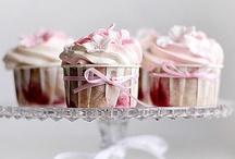 Cupcakes, cupcakes, cupcakes!  / by Jennifer Palabay