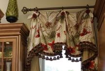 Curtains & Drapes / by Paula Smith