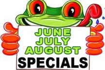 Calendar Specials at The Great Escape in Langley BC / We have monthly calendar specials and events at The Great Escape in #Langley, #BC. Food specials, parties, birthday specials. Always posted on the website and our #facebook page.  Watch for fun contests. https://www.facebook.com/GreatEscapeLangley/
