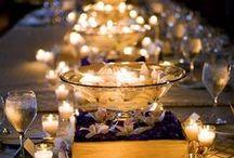F I R E L I G H T / Candles and illumination / by Knox Upholstery ~ Rachel Fletcher