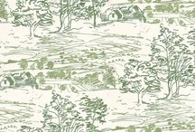 Exclusives / A selection of our very own Albany #wallpaper designs and exclusive designs.
