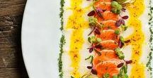 Art of Plating / The plate is just a blank canvas.