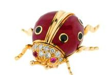 Bejeweled Bugs / Gorgeous Insect-Inspired Jewelry and Accessories / by Insect Lore