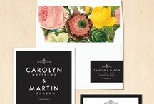 invitations. / by Bryony Macintyre