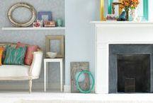 Organized Living Room