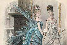Masquerade costumes / Fancy dresses