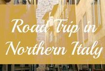 Road Trip to Northern Italy / Have you visited Rome, Florence and Venice? Then it's time to go off-the-beaten path on a road trip in Northern Italy. Destinations include Milan, Orta San Giulio, Bergamo, Italy's Motor Valley, Cinque Terre, Lucca and Sovana.