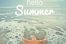 Celebrate: Summer☀️ / Celebrate Summer, 4th of July  / by Kathy Rowerdink