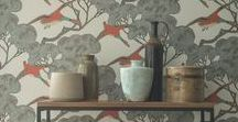 Iconic wallpaper brands / We have wallpaper and fabric collections from all the top, iconic brands. Cole & Sons wallpaper, Harlequin wallpaper, Sanderson wallpaper, Morris wallpaper, Designers Guild wallpaper, Orla Kiely wallpaper, Marimekko wallpaper, Barneby Gates wallpaper.
