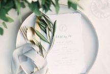wedding inspirations / by Christine Frederick