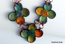 Beads, Jewelry and Components / by Phyllis Arnold