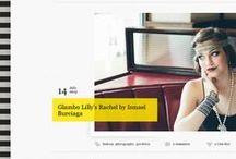 Web Design : inspiration / by Ezgi Gunyel