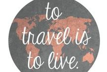 Adventures Wonders / Places to go and People to see. / by Madyson Miller