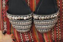Women's Clothing : Shoes, Bohemian / shoes, bohemian. / by Ezgi Gunyel