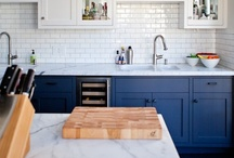 Home Decor - Mix and Match Cabinets / by Fabric Paper Glue