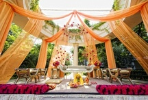 Wedding Design / Fabulous designs from simple to grand, neutral to colorful, Eastern to Western