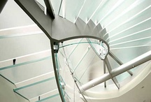 Beautiful Stairs / by Whipple Russell Architects Architects