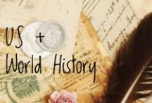 History / A collection of pins on US and World History.