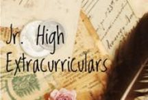 Junior High Extracurriculars