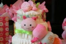 BABY: Diaper Cakes! / by Christina Walton