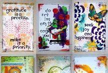 INSPIRED: Art! / by Christina Walton