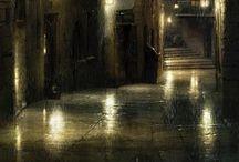 Rain / by Morticia