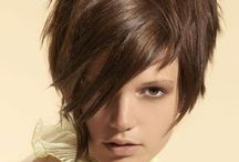 Hair & Haircuts / Mi cabello no es lacio ni chino, es lano (o chicio) / by Daniela