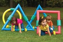 INSPIRED: Kids activities! / by Christina Walton