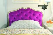 Home Decor - Upholstered Headboards