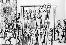 Salem Witch Trials / The subject of the novel I'm currently writing.  / by Liz Budd