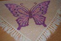 z crochet shawls/scarves/wrap/ponchos/cowls / by jaznak