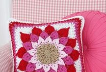 z crochet home/pillows/rugs/blankets / by jaznak