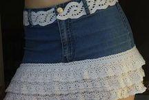 z crochet applique/add ons / by jaznak