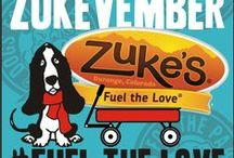 Zuke's #BarkFriday #FueltheLove Twitter Party and Blog Hop / This board shares the images and fun from the Zuke's #BarkFriday #FueltheLove Twitter Party and Blog Hop / by Carrie Boyko
