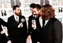 B∆STILLE / Dan, Kyle, Woody, and Will <3 / by Sarah Johnson