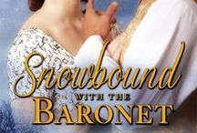 Inspiration for Snowbound With the Baronet