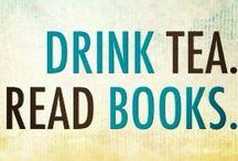 Books & tea / Lo que más me gusta: Libros y Earl Grey / by Daniela