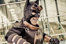 GEEK: Cosplay! / Ideas on Cosplay costumes! I really enjoy seeing the steampunk style at the Conventions.  / by Christina Walton