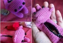 z crochet bag3 / by jaznak