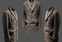 Clothing / Abbigliamento / The best clothing from the artisanal italian excellences.