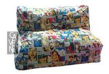 Sofas / Divani / The best sofas from the artisanal italian excellences.