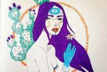 Ii~ Favorite Art ✯☆✯✯★ / by Anat Sheyenne Confino
